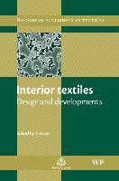 Cover-Bild zu Interior Textiles von Rowe, T (University of Bolton, UK) (Hrsg.)