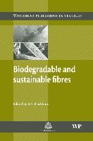 Cover-Bild zu Biodegradable and Sustainable Fibres von Blackburn, Richard (University of Leeds, UK) (Hrsg.)