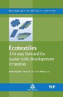 Cover-Bild zu Ecotextiles von Miraftab, M (University of Bolton, UK) (Hrsg.)