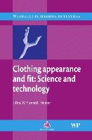 Cover-Bild zu Clothing Appearance and Fit von Fan, J (Hong Kong Polytechnic University, Hong Kong)
