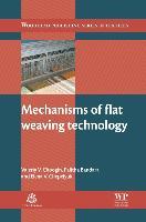 Cover-Bild zu Mechanisms of Flat Weaving Technology von Choogin, Valeriy V (Kherson National Technical University, Ukraine)