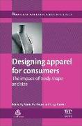 Cover-Bild zu Designing Apparel for Consumers von Faust, M. E. (Philadelphia University, USA) (Hrsg.)