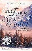 Cover-Bild zu A Love like Winter von Lang, Cosima