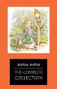 Cover-Bild zu BEATRIX POTTER Ultimate Collection - 23 Children's Books With Complete Original Illustrations: The Tale of Peter Rabbit, The Tale of Jemima Puddle-Duck, ... Moppet, The Tale of Tom Kitten and more (eBook) von Beatrix Potter, Potter