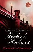 Cover-Bild zu Sherlock Holmes - Eine Studie in Scharlachrot von Doyle, Arthur Conan