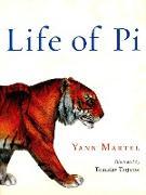 Cover-Bild zu Life of Pi (Illustrated) (eBook) von Martel, Yann