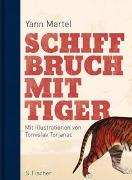 Cover-Bild zu Schiffbruch mit Tiger von Martel, Yann
