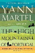 Cover-Bild zu The High Mountains of Portugal von Martel, Yann