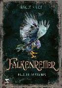Cover-Bild zu Falkenreiter - Flucht aus Luma von Sage, Angie