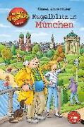 Cover-Bild zu Kommissar Kugelblitz - Kugelblitz in München von Scheffler, Ursel