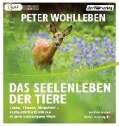 Cover-Bild zu Wohlleben, Peter: Das Seelenleben der Tiere