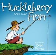 Cover-Bild zu Huckleberry Finn Von Mark Twain von Gelesen Von Bodo Primus (Komponist)