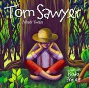 Cover-Bild zu Tom Sawyer Von Mark Twain von Gelesen Von Bodo Primus (Komponist)
