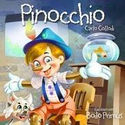 Cover-Bild zu Pinocchio Von Carlo Collodi von Gelesen Von Bodo Primus (Komponist)