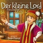 Cover-Bild zu Der Kleine Lord Von Frances Burnett von Gelesen Von Bodo Primus (Komponist)