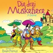 Cover-Bild zu Die 3 Musketiere Von A.Dumas von Gelesen Von Bodo Primus (Komponist)