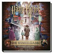 Cover-Bild zu Harry Potter: Die Winkelgasse - Das Handbuch zu den Filmen von Revenson, Jody