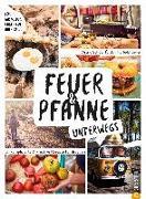 Cover-Bild zu Feuer & Pfanne unterwegs von Herbolsheimer, Jan
