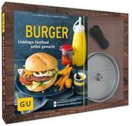 Cover-Bild zu Burger-Set von Dölle, Alexander