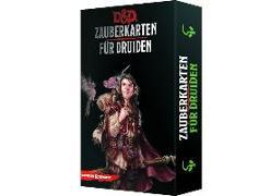 Cover-Bild zu Dungeons & Dragons - Zauberkarten für Druiden von Mearls, Mike