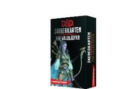 Cover-Bild zu Dungeons & Dragons - Zauberkarten für Waldläufer von Mearls, Mike