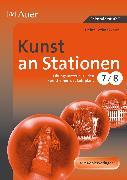 Cover-Bild zu Kunst an Stationen von Worm, Heinz-Lothar