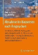 Cover-Bild zu Abnahme im Bauwesen nach Ansprüchen (eBook) von Henning, Jana