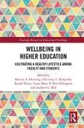 Cover-Bild zu Wellbeing in Higher Education (eBook) von Henning, Marcus A. (Hrsg.)