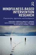 Cover-Bild zu Mindfulness-Based Intervention Research (eBook) von Krägeloh, Christian U.
