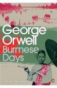 Cover-Bild zu Burmese Days von Orwell, George