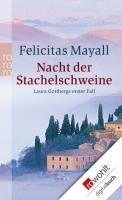 Cover-Bild zu Nacht der Stachelschweine (eBook) von Mayall, Felicitas
