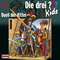 Cover-Bild zu Duell der Ritter