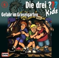 Cover-Bild zu Gefahr im Gruselgarten von Blanck, Ulf