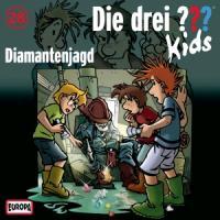 Cover-Bild zu Diamantenjagd von Blanck, Ulf