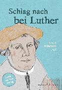 Cover-Bild zu Schlag nach bei Luther (eBook) von Käßmann, Margot