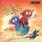Cover-Bild zu Die Vulkanos sind bombig! (Audio Download) von Gehm, Franziska