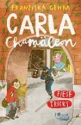 Cover-Bild zu Carla Chamäleon: Fiese Tricks (eBook) von Gehm, Franziska