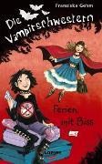 Cover-Bild zu Die Vampirschwestern - Ferien mit Biss von Gehm, Franziska