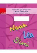 Cover-Bild zu Deutschschweizer Basisschrift / Meine Handschrift von Mock, Bruno