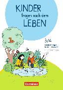 Cover-Bild zu Kinder fragen nach dem Leben 3./4. Schuljahr. Neuausgabe 2018. Handreichungen für den Unterricht mit CD-ROM von Blumhagen, Doreen