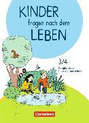 Cover-Bild zu Kinder fragen nach dem Leben 3./4. Schuljahr. Neuausgabe 2018. Religionsbuch. Schülerbuch von Blumhagen, Doreen