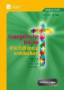 Cover-Bild zu Evangelische Kirche - Vielfalt (neu) entdecken von Blumhagen, Doreen