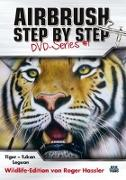 Cover-Bild zu Airbrush Step by Step DVD-Series #1 von Hassler, Roger