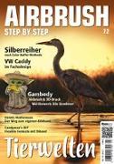Cover-Bild zu Airbrush Step by Step 72 von Belviso, Silvia