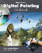 Cover-Bild zu Digital Painting Workbook (eBook) von Hassler, Roger