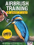 Cover-Bild zu Airbrush Training (eBook) von Hassler, Roger (Hrsg.)