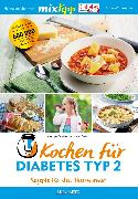 Cover-Bild zu MIXtipp Kochen für Diabetes Typ2 (eBook) von Wolff, Kirsten Metternich von