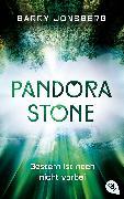 Cover-Bild zu Pandora Stone - Gestern ist noch nicht vorbei (eBook) von Jonsberg, Barry