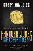 Cover-Bild zu Pandora Jones (eBook) von Jonsberg, Barry