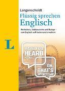 Cover-Bild zu Langenscheidt Flüssig sprechen Englisch